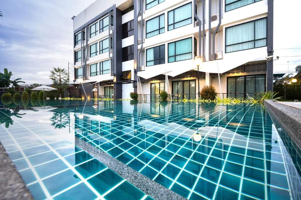 Udtel Boutique Hotel Udon Thani Thailand Booking Com
