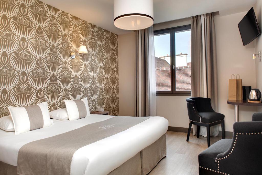Hotel Des Ducs Dijon France Booking Com