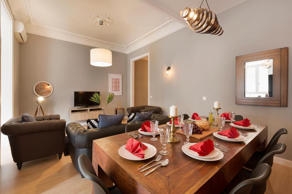 Apartment Royal Aribau Nextdoor Barcelona Spain Booking Com