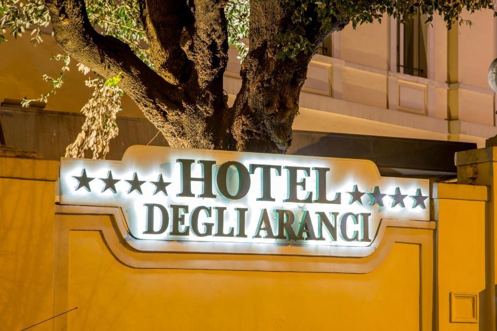 Hotel Degli Aranci Rome Italy Booking Com