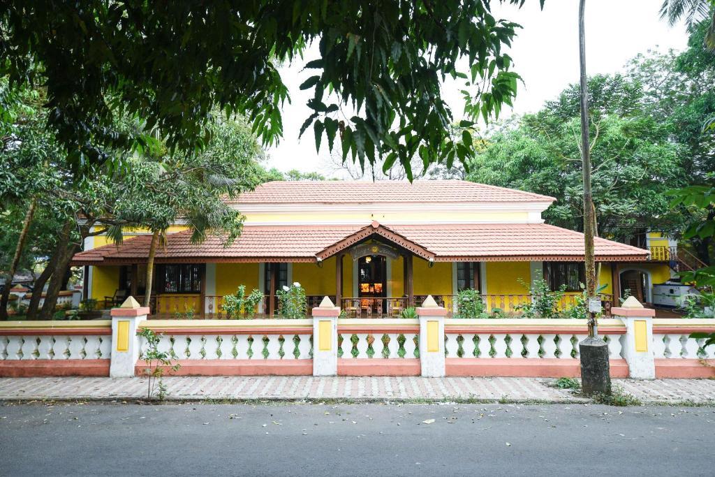Surya Kiran Heritage Hotel Panaji India Booking Com