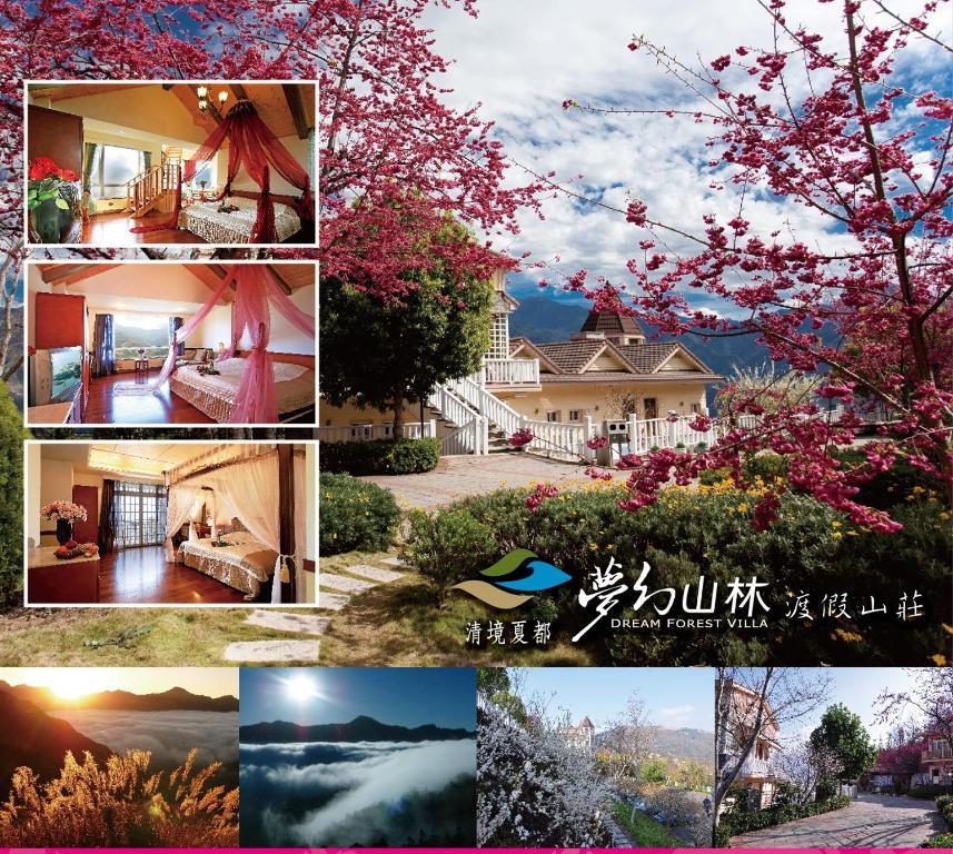 民宿 清境夏都夢幻山林渡假山莊 (臺灣 仁愛鄉) - Booking.com