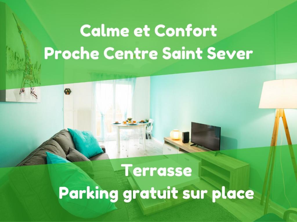 Le Cottage Flaubert Rouen France Booking Com