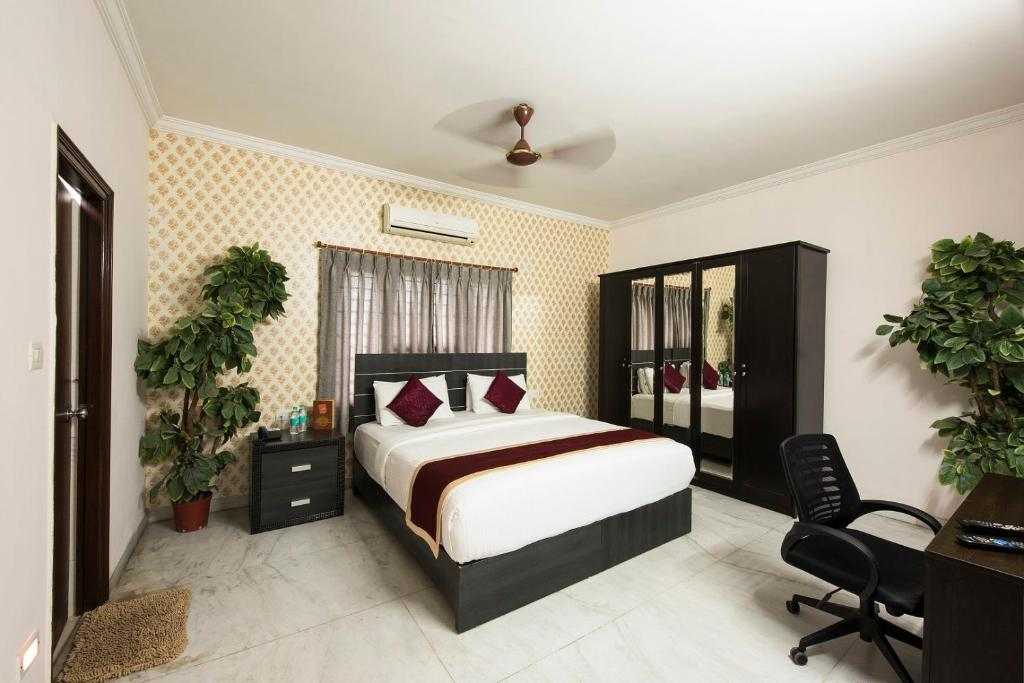 At Home Apartment Hotel Hyderabad India Booking Com
