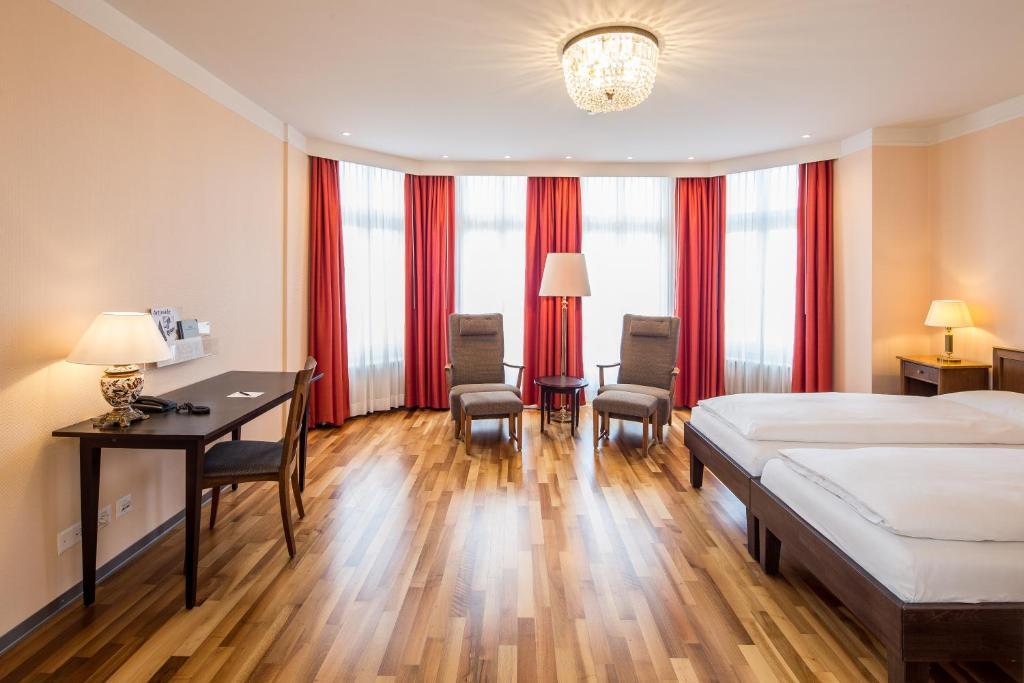 Hotel Schweizerhof Basel Switzerland Booking Com