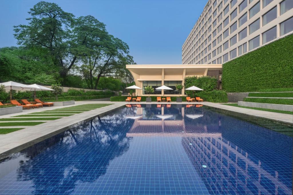 Hotel The Oberoi New Delhi India Booking Com