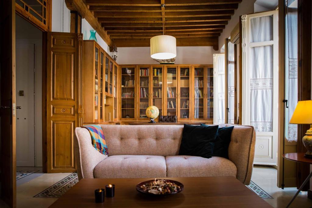 Apartment Holidays2malaga Tomas De Heredia Malaga Spain