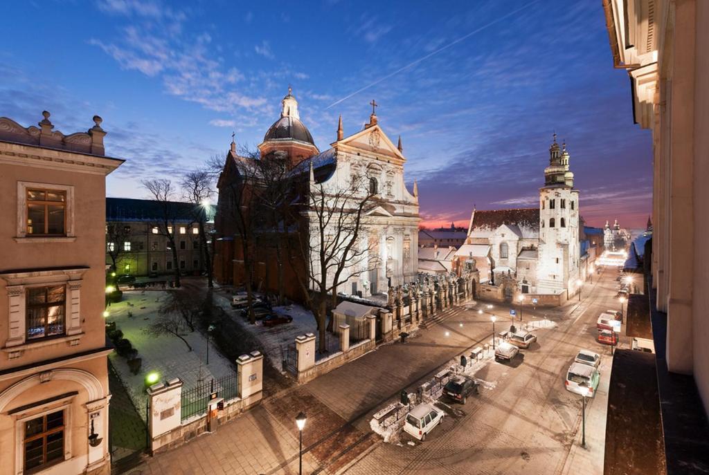 Hotel Senacki Krakow Poland Booking Com