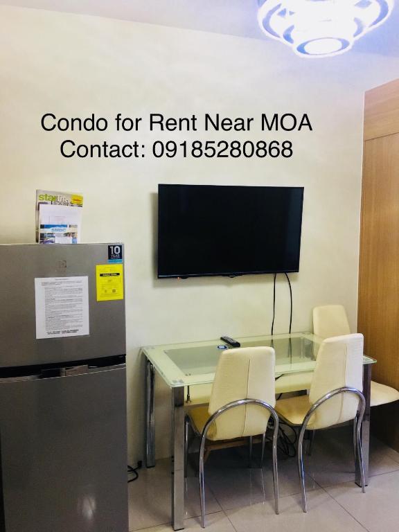 Condo Near Moa Shell Residences Manila Philippines