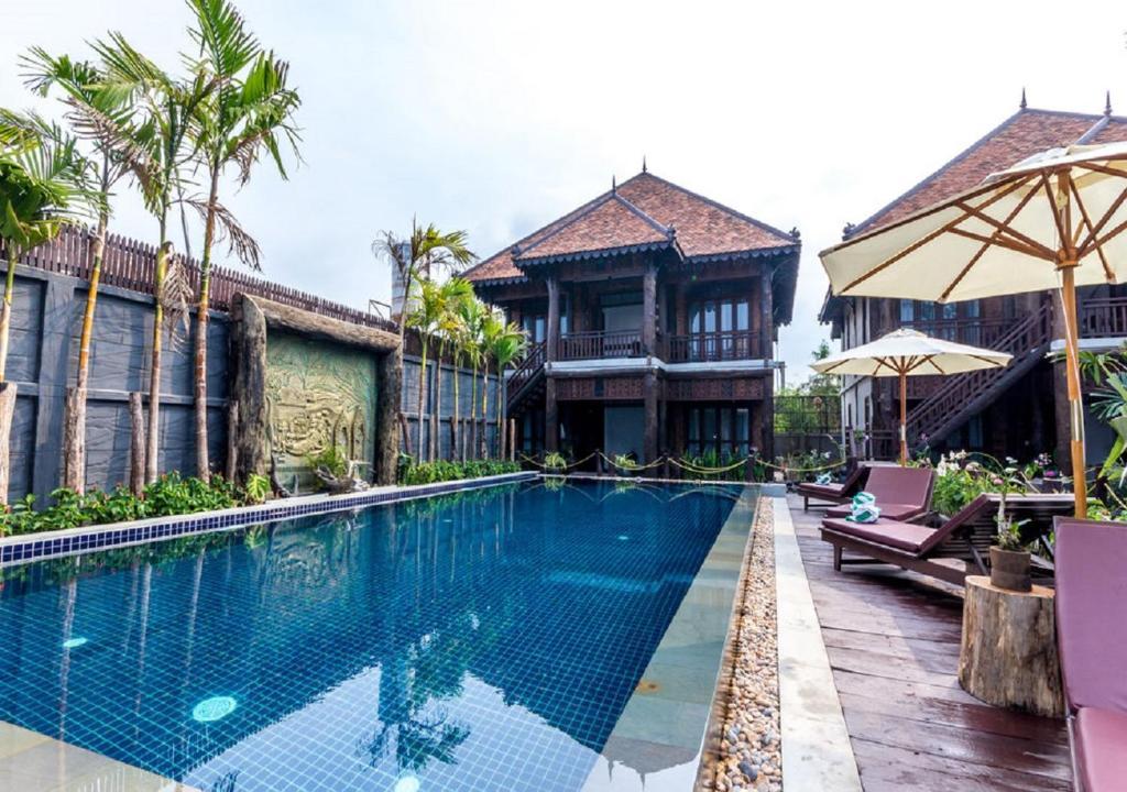 Java Wooden Villa Residence Siem Reap Cambodia Booking Com