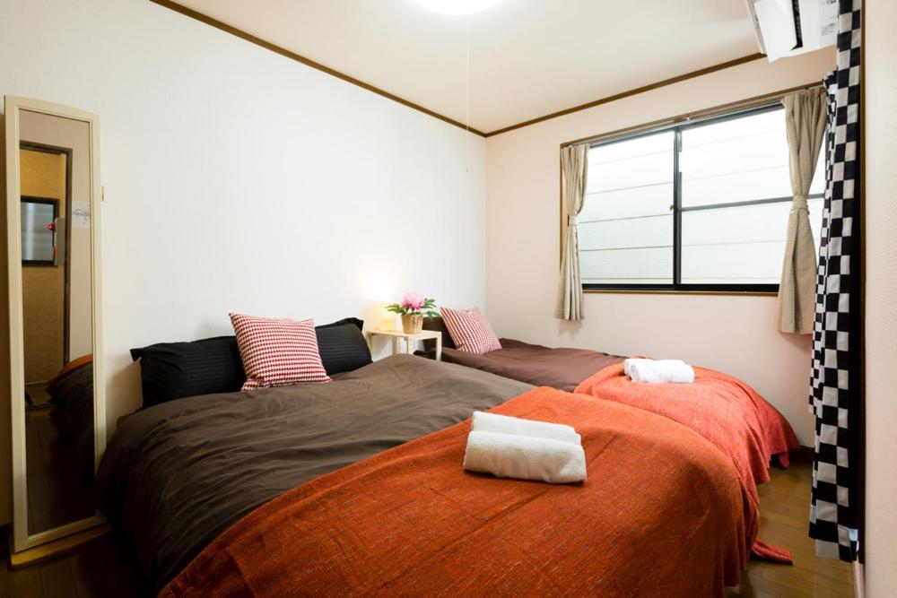 Guesthouse Misaki House Osaka Japan Booking Com