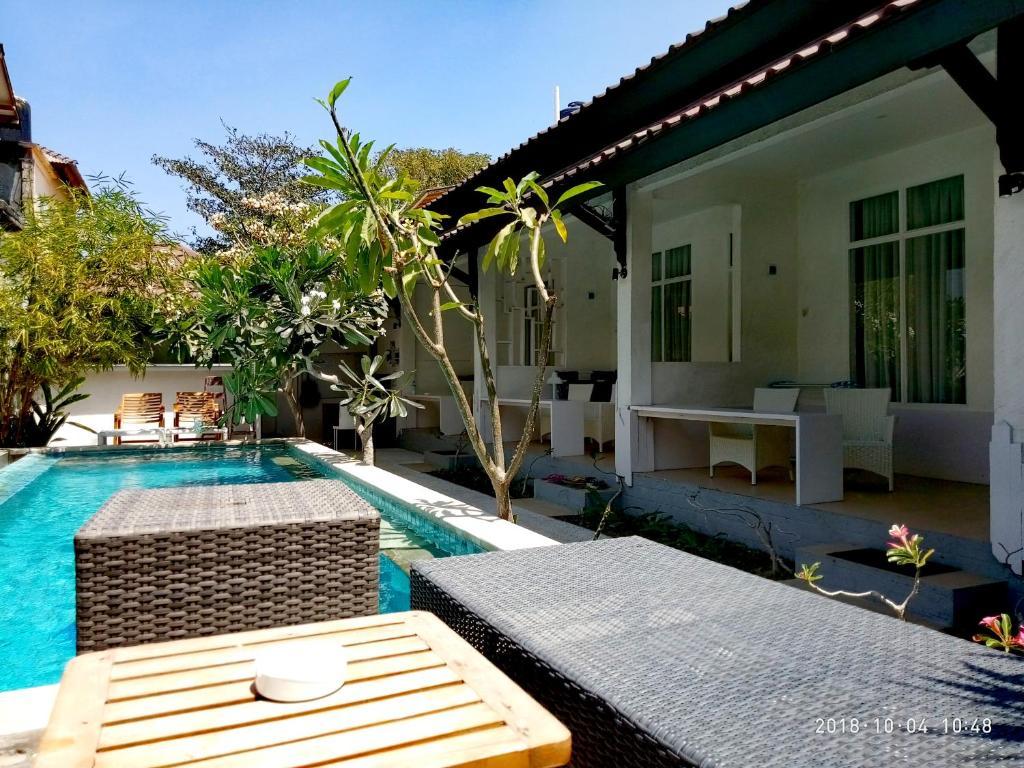 Villa Phyphy 3 Gili Trawangan Harga 2020 Terbaru