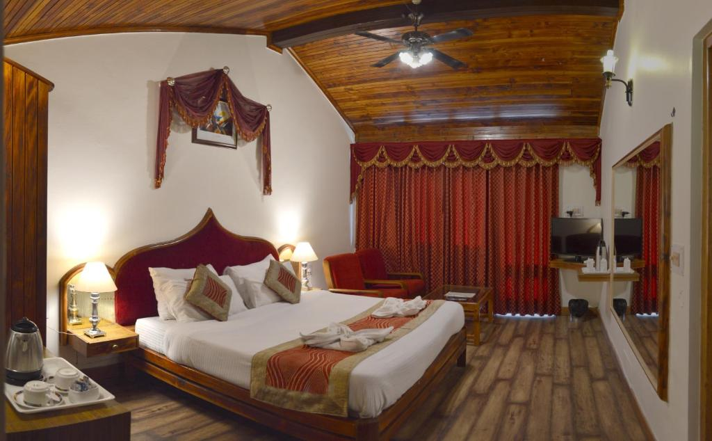 Hotel The Orchard Greens Manali India Booking Com