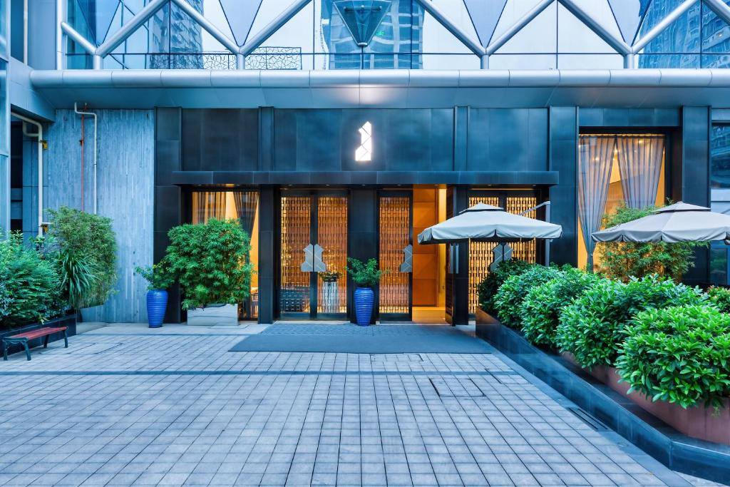 Hdcl Service Residence Chengdu China Booking Com