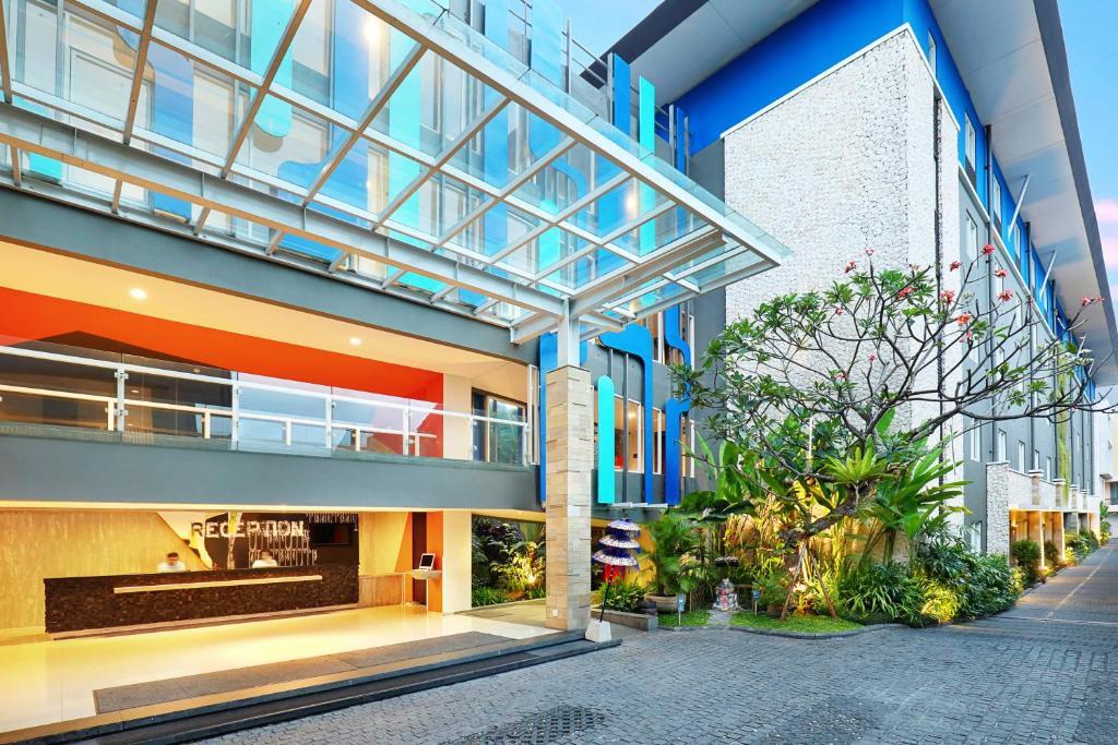Hotel Ibis Budget Bali Seminyak Indonesia Booking Com