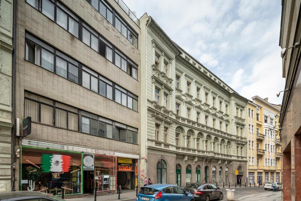 Premier Apartments Near Wenceslas Square Prague Updated