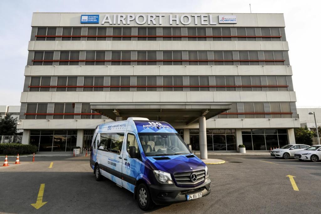 Isg Sabiha Gokcen Airport Hotel Istanbul Turkey Booking Com
