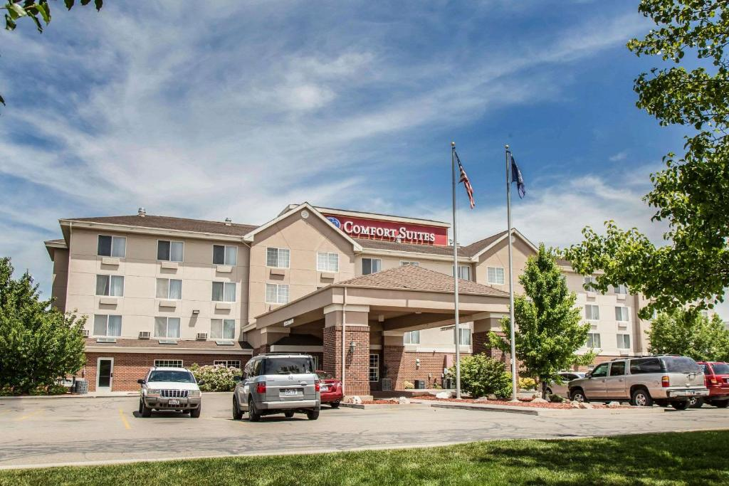 Comfort Suites Airport Salt Lake City Salt Lake City