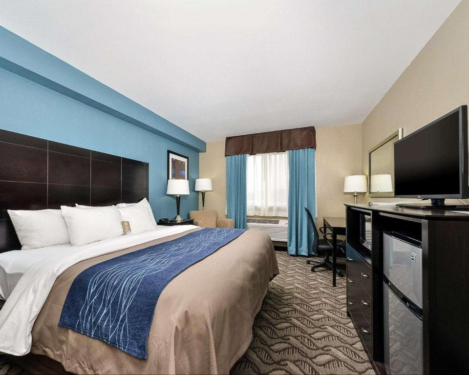 Comfort Inn Suites Springfield Il Booking Com