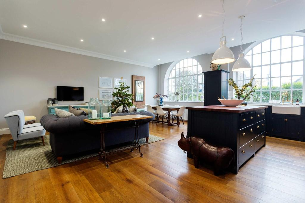 Apartment Veeve Southfields Flourish London Uk Booking Com