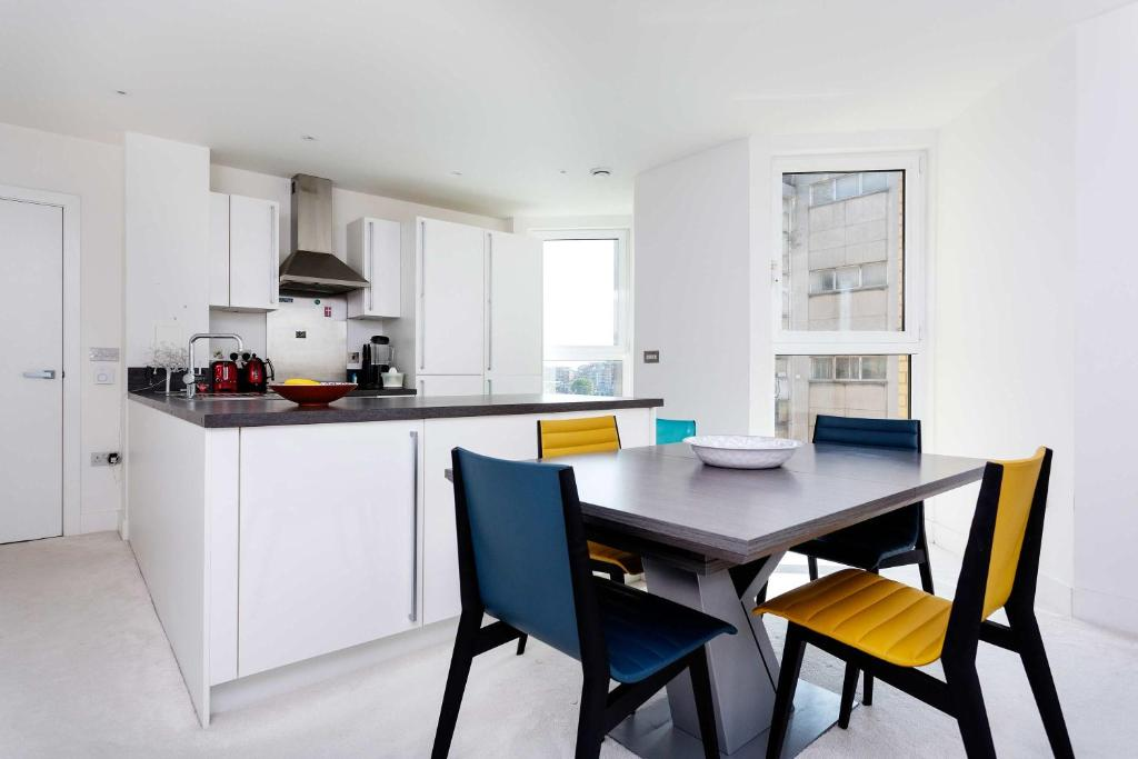 Apartment Veeve Fulham Riverside Retreat London Uk