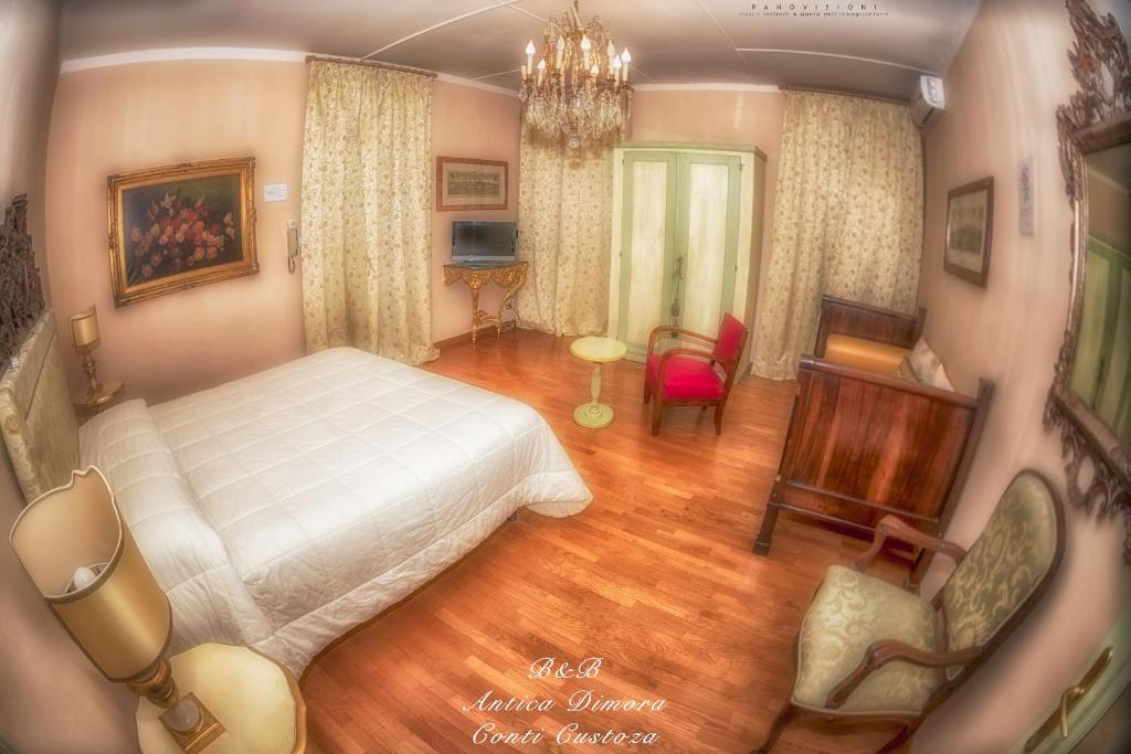 Bed And Breakfast Antica Dimora Conti Roverbella Italy