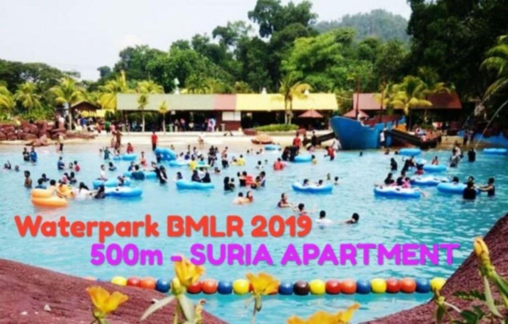 Suria Apartment 7142 Bukit Merah Simpang Ampat Semanggol
