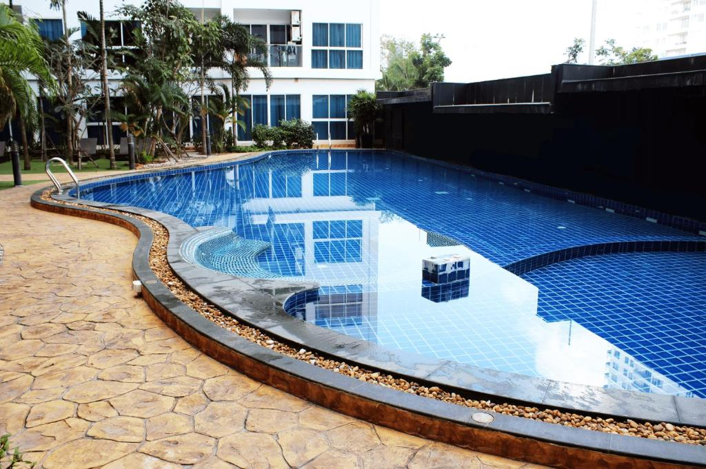 Nam Talay Condo Sea View Na Jomtien Thailand Booking Com