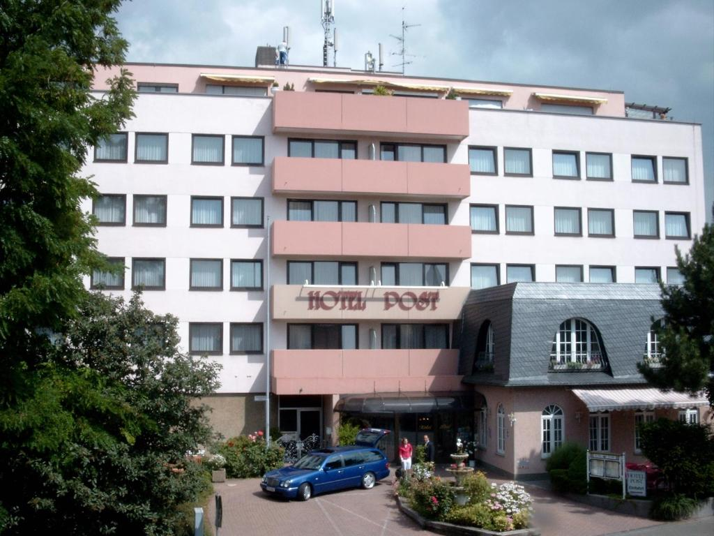 Top Hotel Post Frankfurt Germany Booking Com