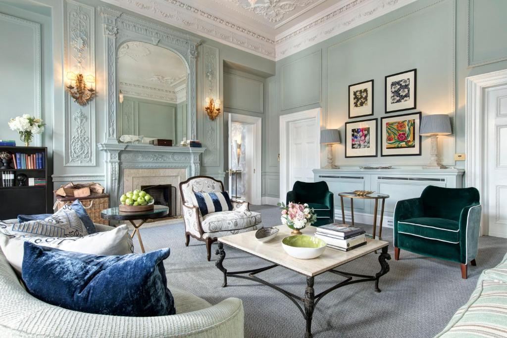 The Balmoral Hotel Edinburgh Uk Booking Com