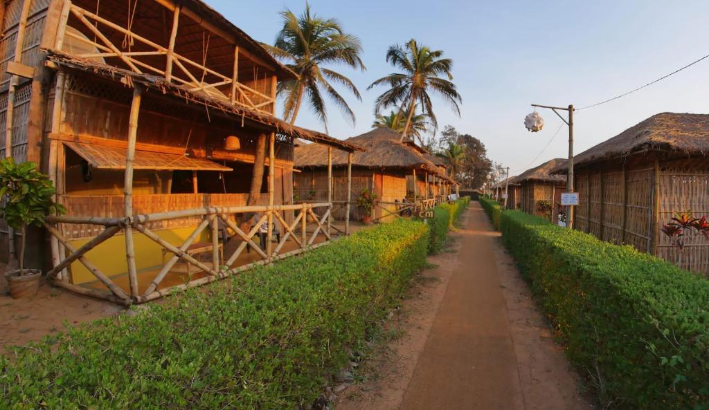 Beach Street Eco Resort Spa Mandrem India Booking Com