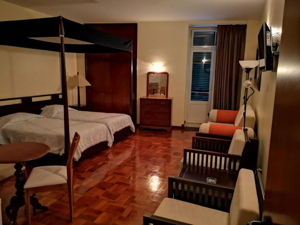 Bed And Breakfast Residencial Colombo Funchal Portugal