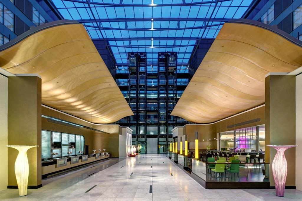 Hotel Hilton Frankfurt Airport Germany Booking Com