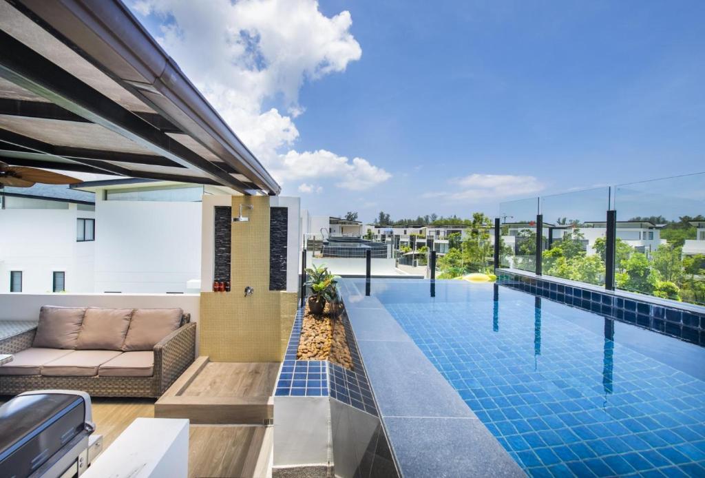 4 Bdr Laguna Park Phuket Holiday Home Nr 15 Pantai Bang