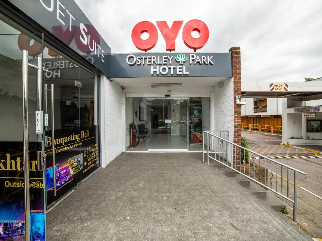 Oyo Osterley Park Hotel Hounslow Updated 2019 Prices