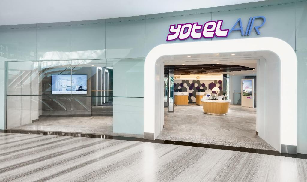 Yotelair Singapore Changi Airport Singapore Harga 2019
