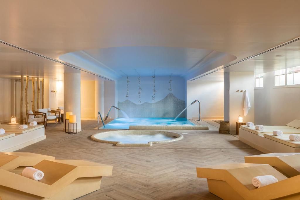 Luna Club Hotel Spa 4 Sup Malgrat De Mar Spain