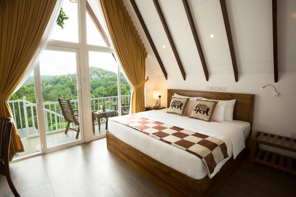 Orchid Villa Kandy Sri Lanka Booking Com