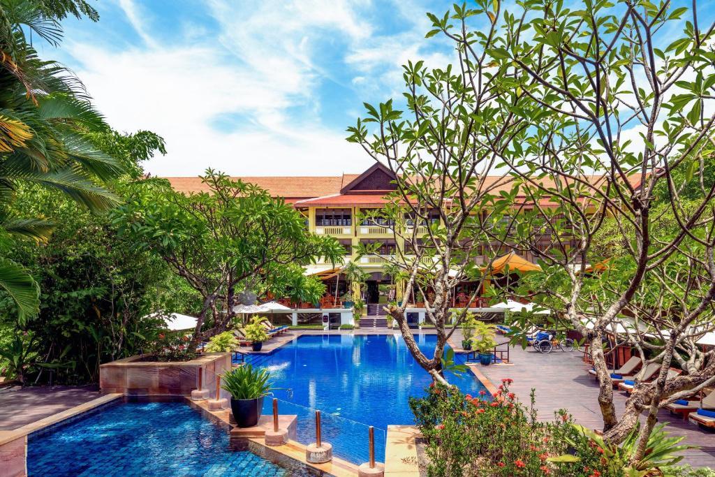 Victoria Angkor Resort Spa Siem Reap Cambodia Booking Com