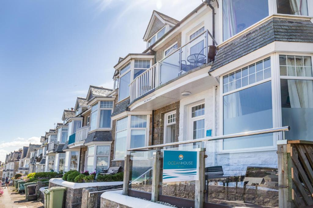Guesthouse Ocean House St Ives Uk Booking Com