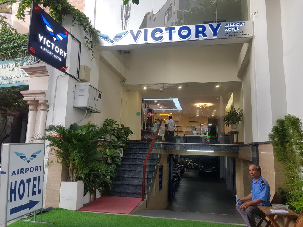 Victory Airport Hotel Ho Chi Minh City Vietnam Booking Com