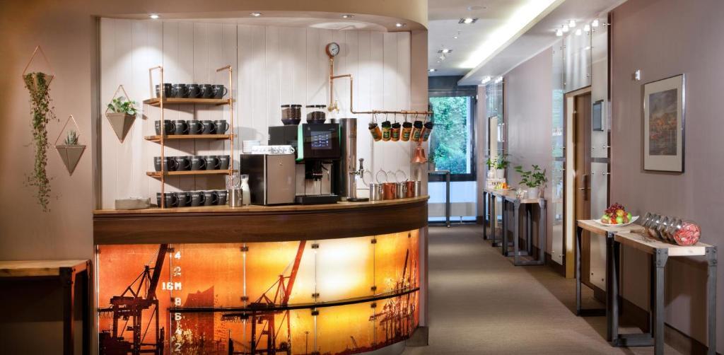 Lindner Hotel Am Michel Hamburg Germany Booking Com