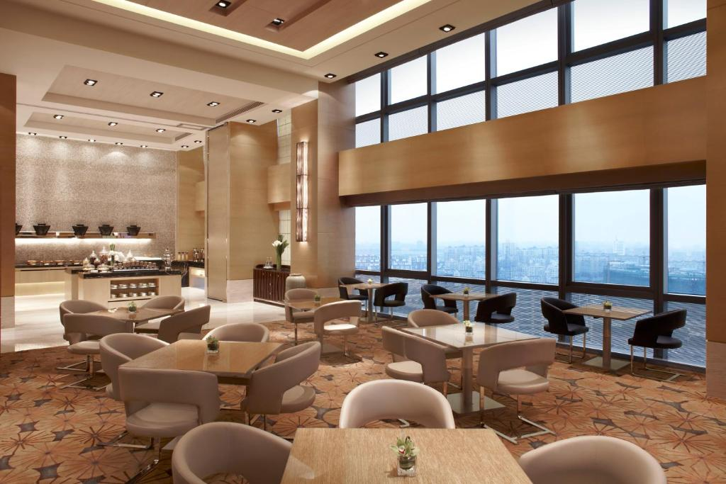 Shanghai Marriott Hotel Pudong East China Booking Com