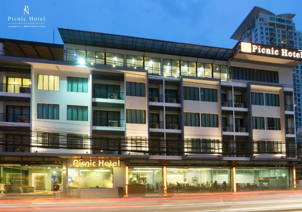 Picnic Hotel Bangkok Rang Nam Thailand Booking Com