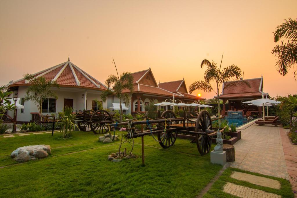 Ravorn Villa Boutique Battambang Cambodia Booking Com