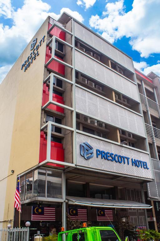 Prescott Hotel Bukit Bintang Kuala Lumpur Harga 2019 Terbaru
