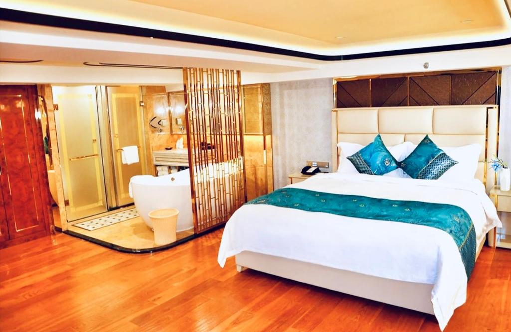 Beauty Crown Hotel Zhuhai Harga 2020 Terbaru