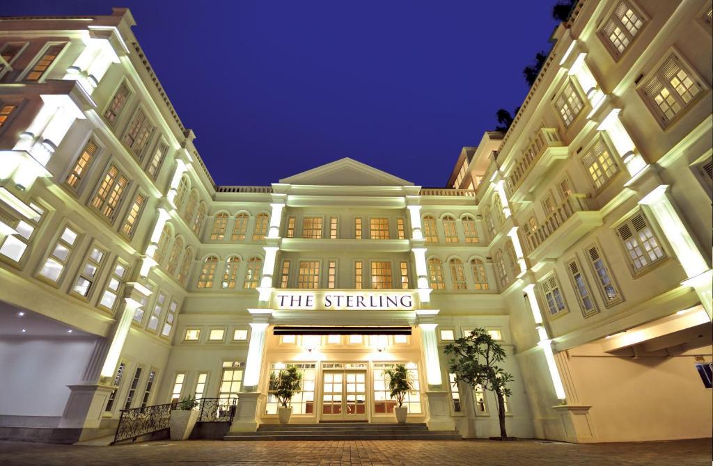 Hotel The Sterling Melaka Malacca Malaysia Booking Com
