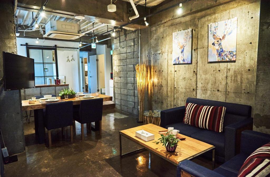 1 3rd Residence Serviced Apartments Akihabara Tokyo Harga