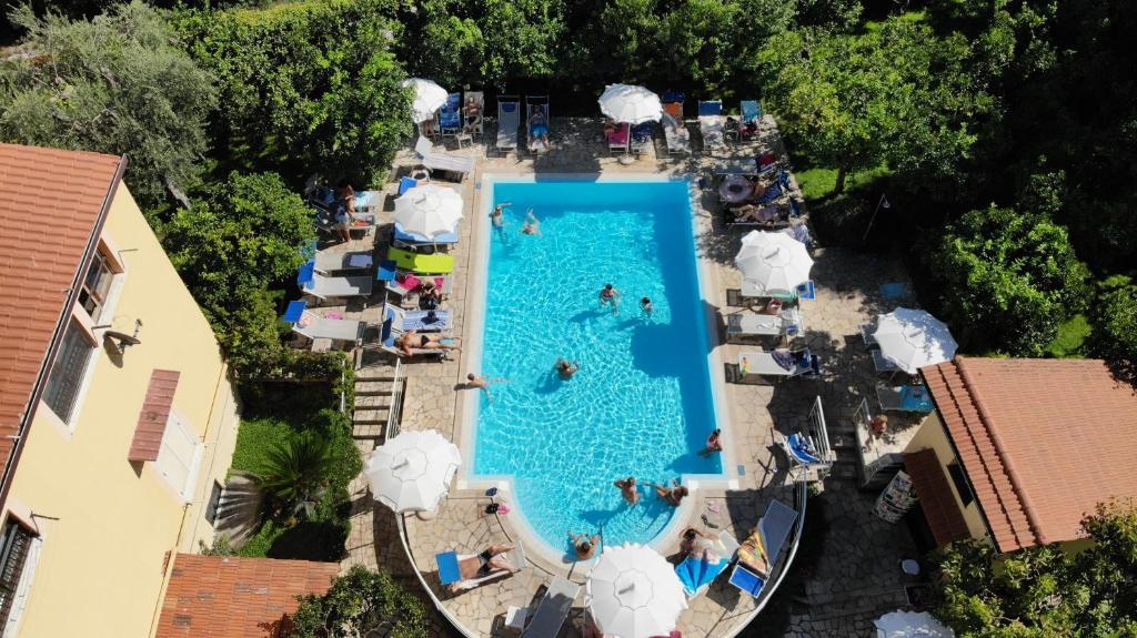 Hotel Tourist Sorrento Italy Booking Com